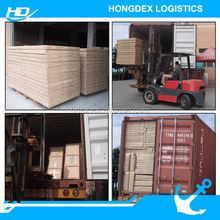 2017 New best sea freight forwarder from china with high quality