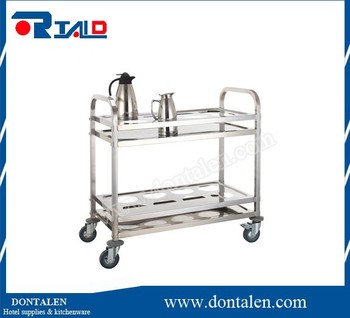 restaurant service trolley
