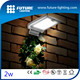 Nice look Dim PIR sensor solar led street light solar panels for home garden IP65
