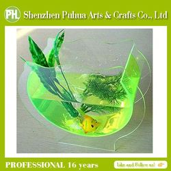 Cheap Perspex Clear Glass Bowls, Custom Aquariums, Home Aquarium