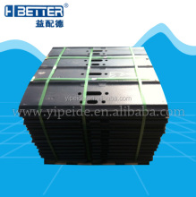 excavator steel and rubber track /track shoe /track pad for EX200