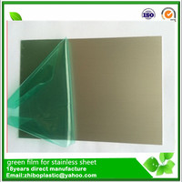 surface stainless steel protection film