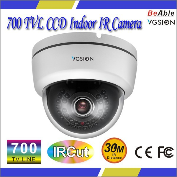 CE/ROHS approved alibaba china new ccd camera 700 TVL CCD Indoor IR Camera for sale