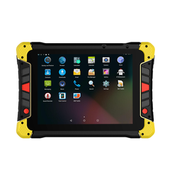 4G LTE Wireless Rugged Android Tablet with RFID Reader