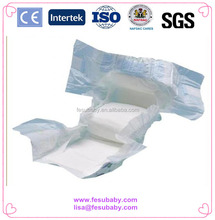 KL1041 2017 Hot Sell 3D Leak Guard Cheap Price Baby Diaper For India Market
