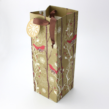 High Quality Professional Supplier Luxury Gift Wine Paper Bag
