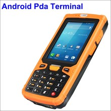 1D 2D Android Scanner PDA Data Collector with USB RS232 Port