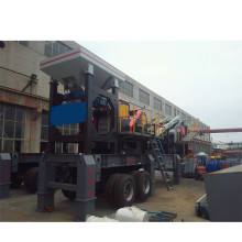 Anxious to sell CW Series Wheeled stone production line