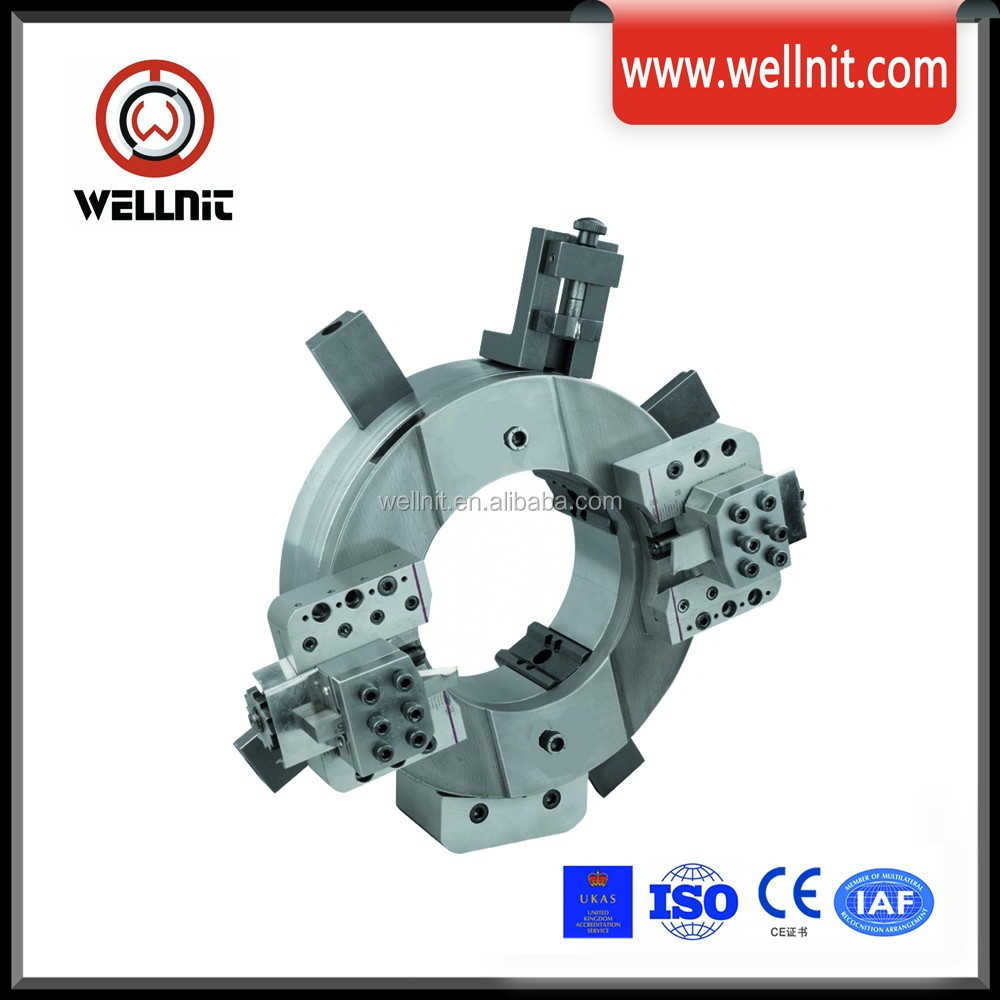 Handle Tube Cutting And Chamfering Machine Equipment
