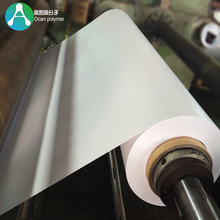 100 Micron Matt White Plastic PVC Rigid Film for Digital Printing