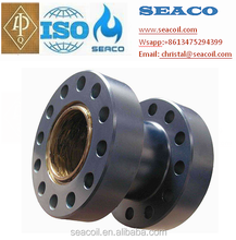 API Oilfield Drilling Spool for drilling Adapter casing / Tubing head as wellhead drill tool / Flange