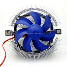 aluminum alloy micro radiator 90mm dc cooling computer fan