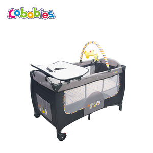 folding kids travel baby crib portable bed baby sleeping cot