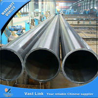 Certificated smoking pipe parts in titanium pipe with competitive price
