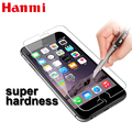 mobile phone use accessories tempered glass screen protector for iphone 7 2.5D 9H glass
