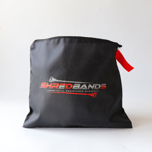 Custom Small Nylon Drawstring Mesh Video Bag With Zipper
