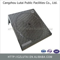 Factory Direct Sales double sealed inspection cover