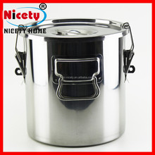 Hot Sell Large Metal Used Stainless Steel Dairy Milk Cans For Sale