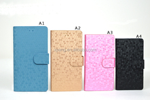 general luxury leather phone case for xiao mi cell case