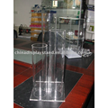 Acrylic Table Centre Cylinder