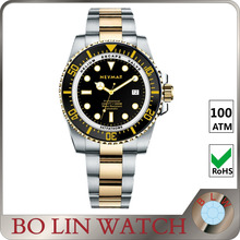 mens watches diver 1000m, high end mechanical watch, diver watch automatic