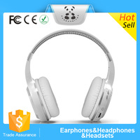 Manufacturer fashion high quality custom design bluetooth wireless headphone