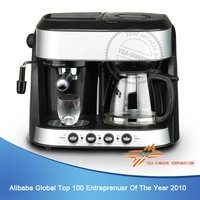 Electric 3 in 1 Espresso Coffee Machine