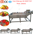 High Quality Factory Wholesale Cleaner Fruit Blueberry Cleaning Machine
