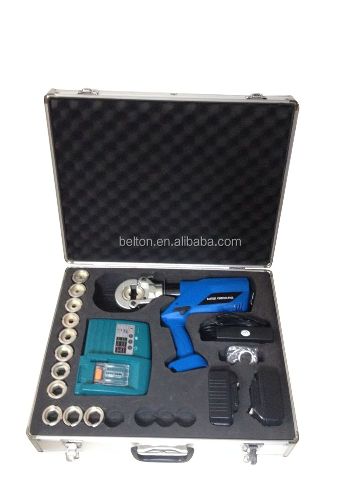 Battery crimping tool HC-300 zupper hydraulic crimping tool hydraulic crimping tool price