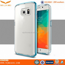 Slim Ultra Design TPU PC Cover for Samsung Galaxy S7 Mobile Phone Cover Case
