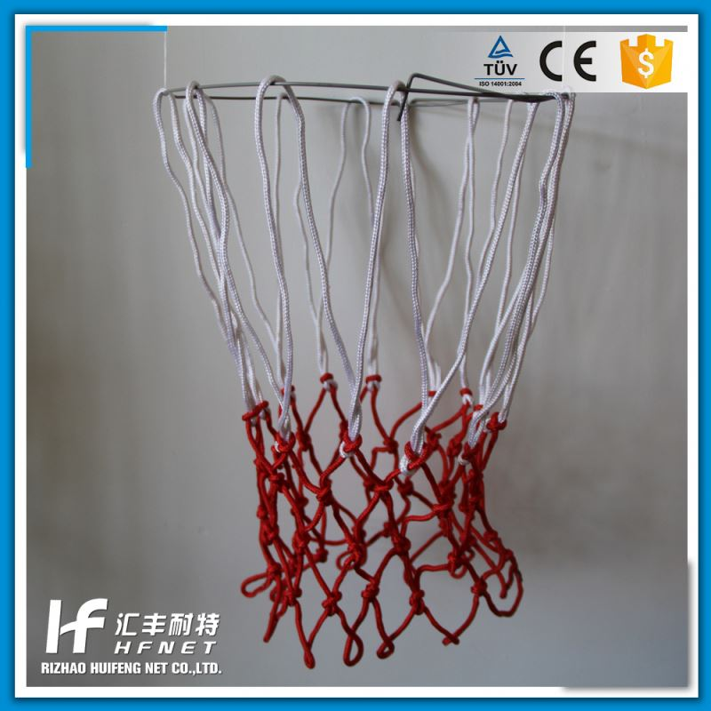 Manufacturer Supply Professional Training Basketball Nets
