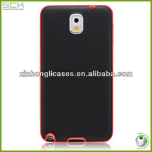 hybrid mobile phone case for samsung galaxy note 3'