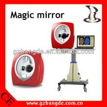 Magic mirror system for skin testing BD-P027