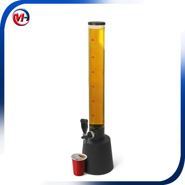 Beer Tower Drink Dispenser/3 litres beer tower