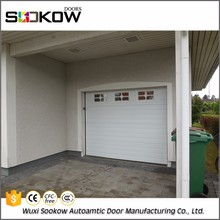 Decorative modern automatic new product aluminum garage door accessory