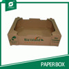 FRESH FRUIT AND VEGETABLE CORRUGATED CARTON BOX FOR FRUIL HOLDING