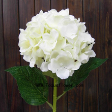 2016 newest pure jasmine flower price making flower white hydrangea bouquet farms directly supply