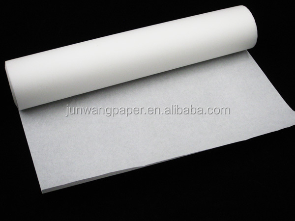 30M per roll good quality greaseproof paper for BBQ