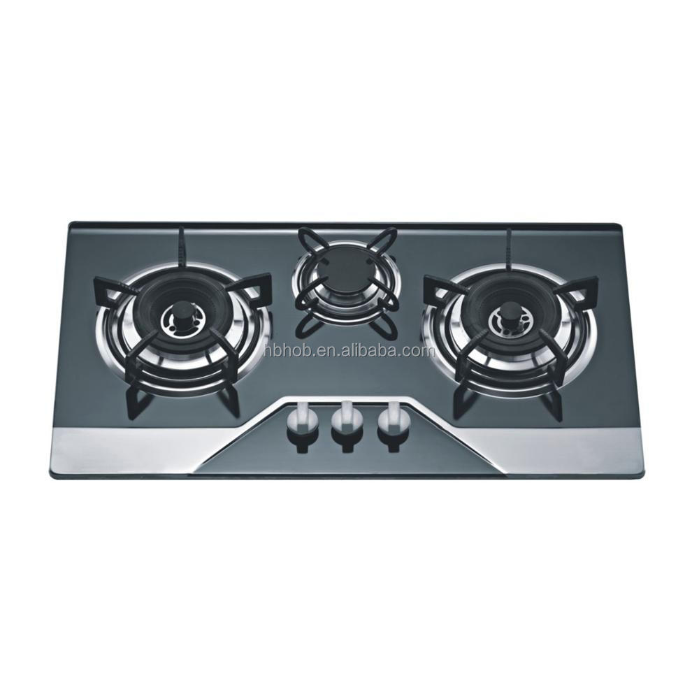 Professional Manufacture china kitchen appliances gas hob/cooker/stove