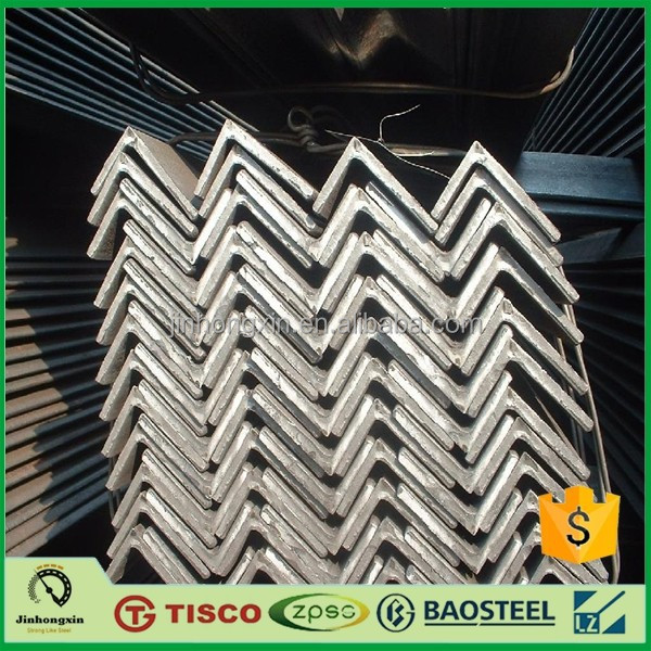 promotion price 304 steel angle iron weights