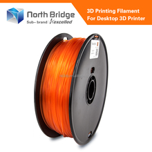 Kexcelled high strength ultimaker plastic abs pva pla 3d printer filament 1.75 mm