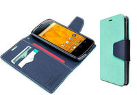 New fashion design waterproof leather flip case for lenovo k900 paypal accept