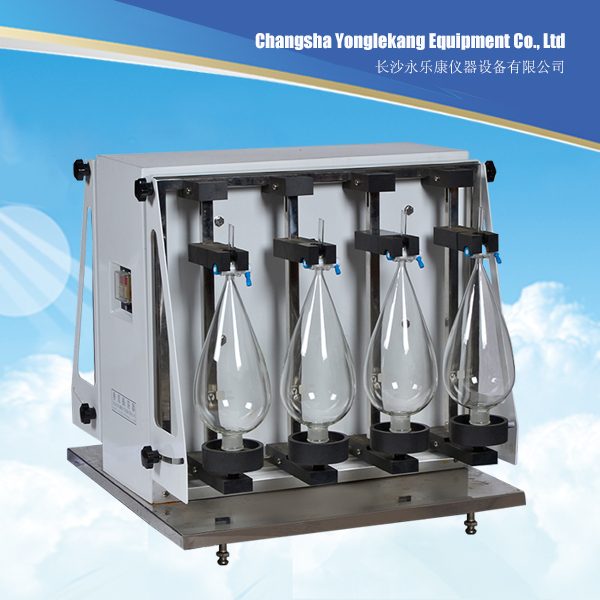 Laboratory Upright Shaking Agitator Mixer for Oil Extraction