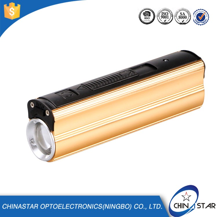 CE Certification Wholesale portable emergency mini torch light