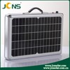 China supplier 15W Portable solar system for camping use of car solar generator