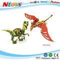 EVA foam blocks with EN71/7P certificates 2017 new items (VELOCISAURUS & PTEROSAUR).24PCS
