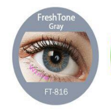 New Multi colors Freshtone Blends beauty decorative colored contact lenses from Korea at wholesale prices