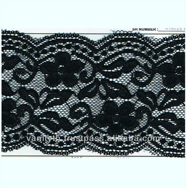 Stretch Chopper Bar Lace #3075