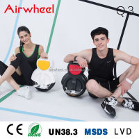 airwheel 2 two wheel electric unicycle Airwheel Q series self balance electric scooter wholesale