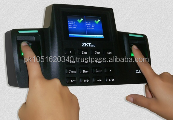Biometric attendance system andDS100 fingerprint time attendance machine